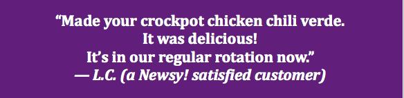 LC-crockpot chicken quote
