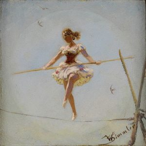 tightrope-walker